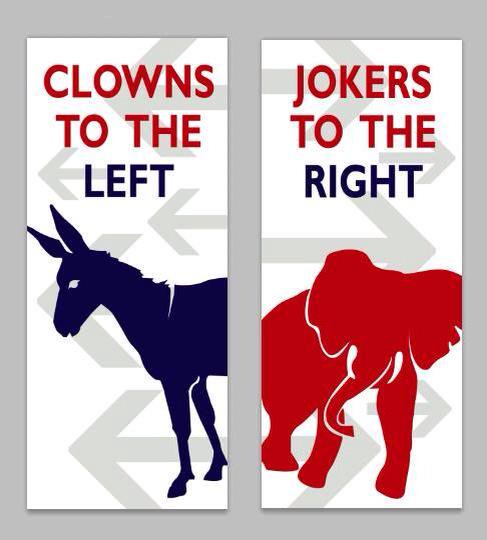 Being Barbara Cegavske: Clowns to Left, Jokers to the Right
